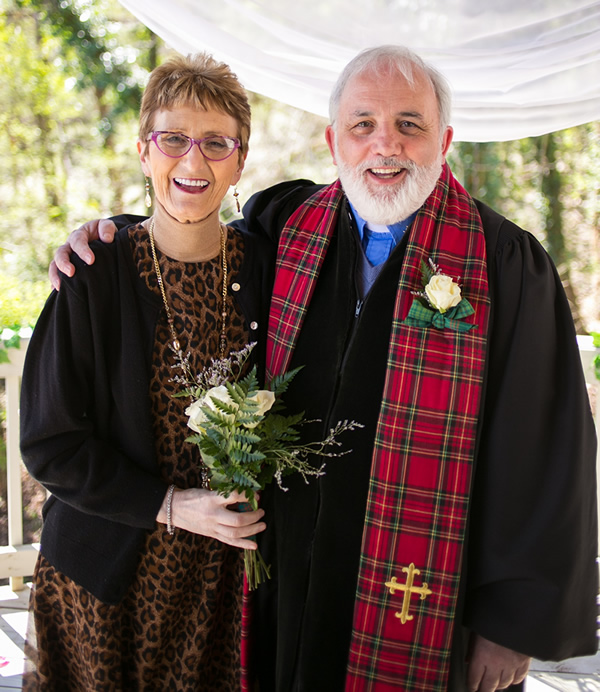 Rev. John Stuart & Evelyn Stuart