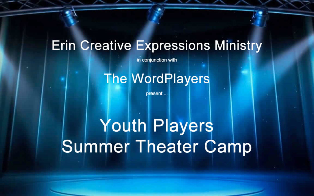 Youth Players Summer Theater Camp