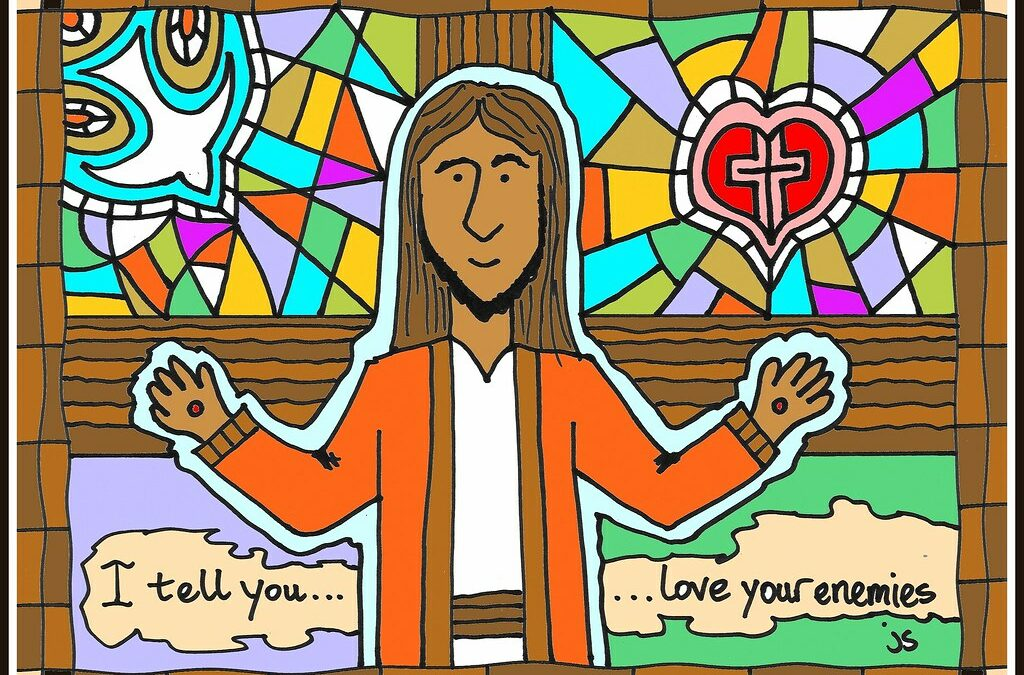 DEVOTIONS – THE COURAGE TO LOVE