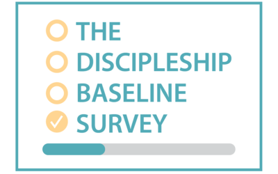 The Vision Project: Discipleship Baseline Survey